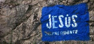 Jesus President Honduras