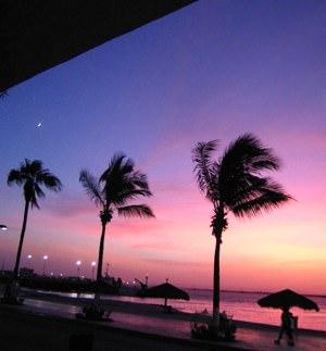 La Paz Sunset2-1