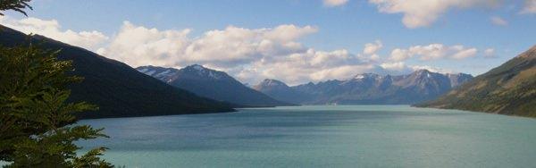 Lago Argtentina Clouds