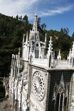 Las Lajas Cathedral2