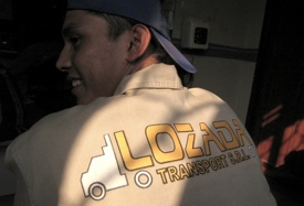 Lazada Transport