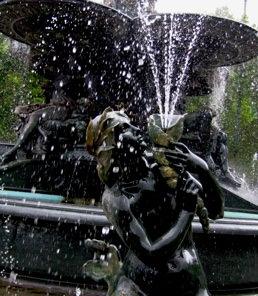 Mendoza-Park-Fountain
