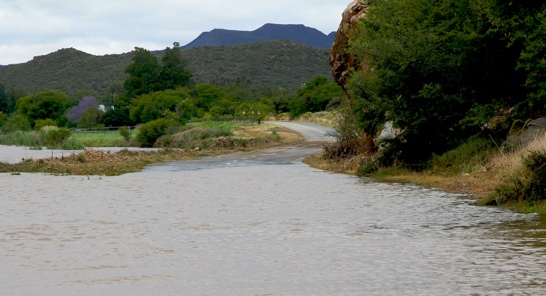 Montagu Roadflooded