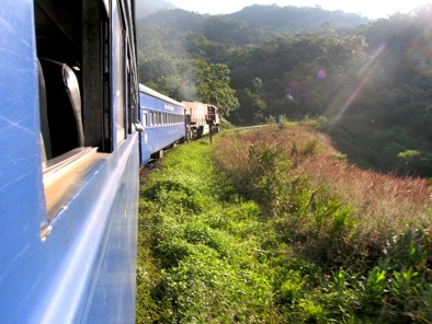 Morretes Train