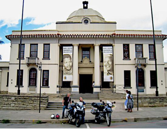 Nelsonmandelamuseum