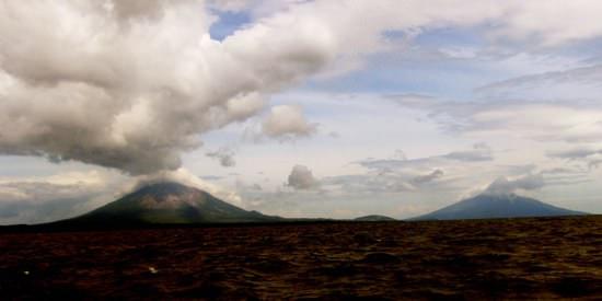 Ometepe Volcanoes