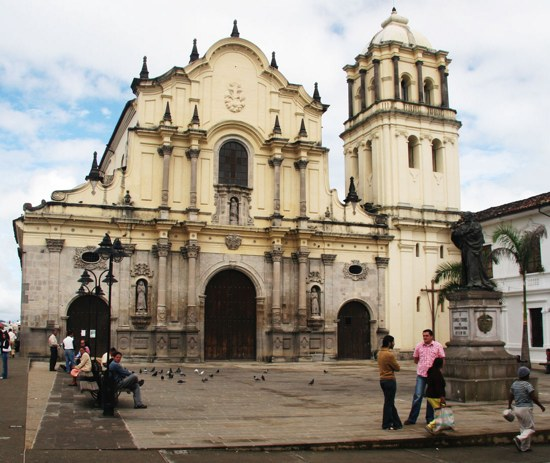 Popayan Church