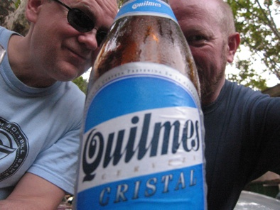 Quilmes Nationalbeer
