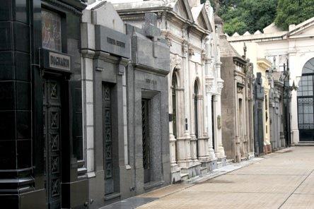 Recoleta Crypts