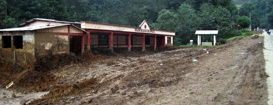Roadside Cafe Mud