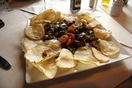 Sanmartin Andes Food