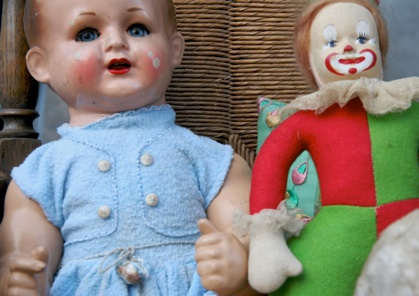 Santelmo Dolls