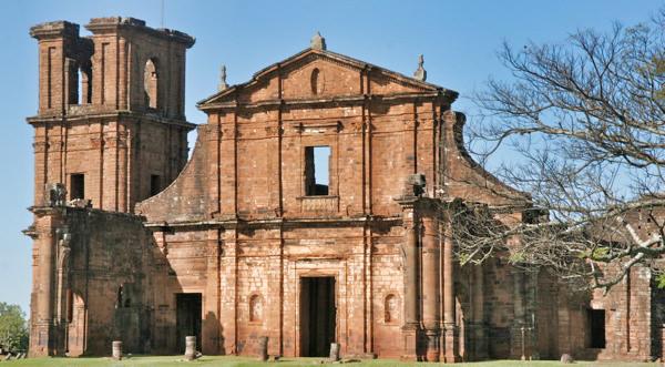 Sao Mighuel Church