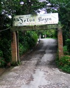 Selvanegra Entrance