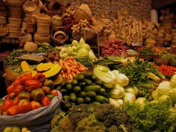 Sucre Mercado Veggies