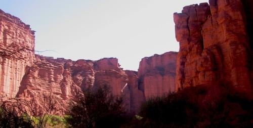 Talampaya Formations2