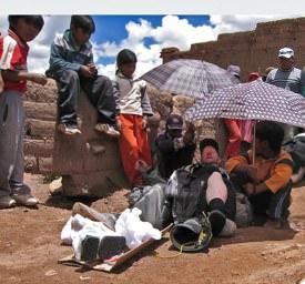 Tica Tica Mud Scene