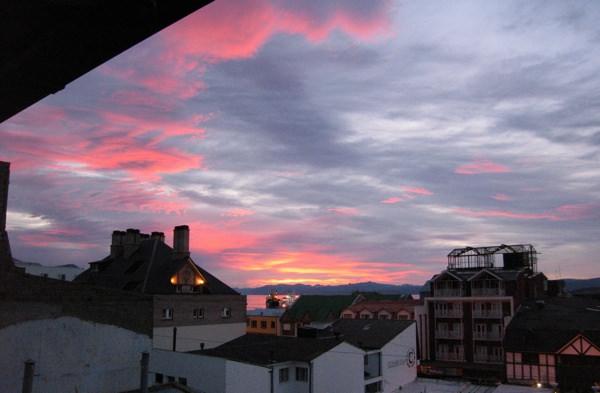 Ushuaia Sunrise