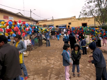 Vallegrande Market Diasmuertashhh