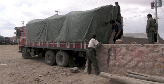 Volvo Loading Ramp Oruro