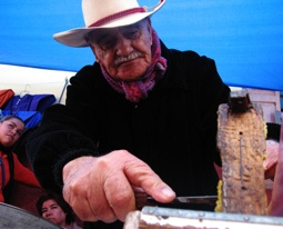 Zacatecas Honey Man
