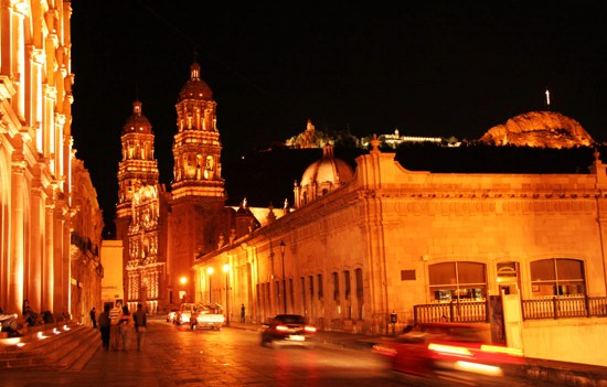 Zacatecas Night