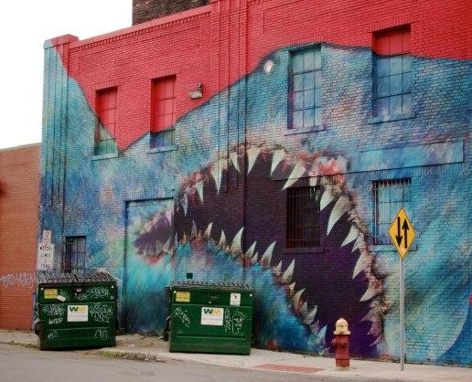 Eastern Market Mural, Detroit