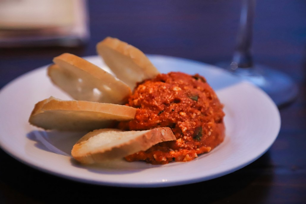 Balkan roasted red pepper spread Ajvar […] photo by WorldRider Allan Karl […]