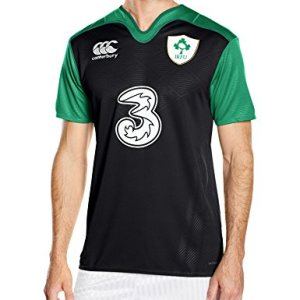 Canterbury Ireland Alternate Men's Pro Short Sleeve Rugby Jersey