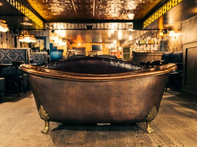 Bathtub Gin Amp Co In Seattle Reviews Address Worlds