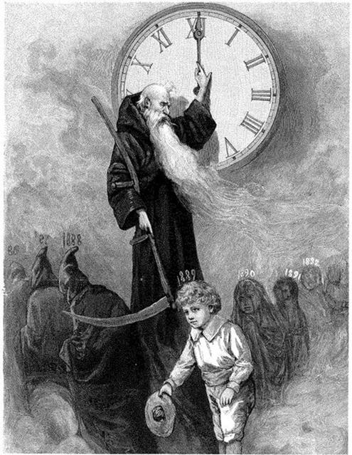 father time, saturn