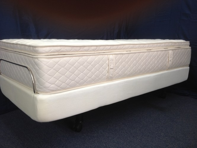 Latexpedic Mattress Pads Toppers Add That Extra Pure Luxury To Any We Quilt The Top With Same Fabric As And Put 1 5 Of Soft 24