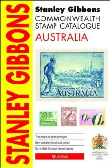 Stanley Gibbons Commonwealth Stamp Catalogue Australia – 2013