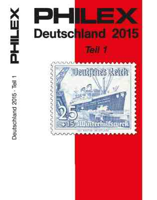 PHILEX Deutschland 2015 Teil 1