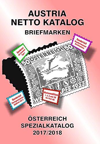 Austria Netto Katolog Briefmarken Österreich Spezial 2017/2018