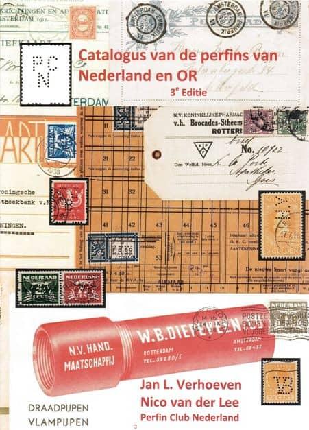 Catalogus van de perfins van Nederland  en OR