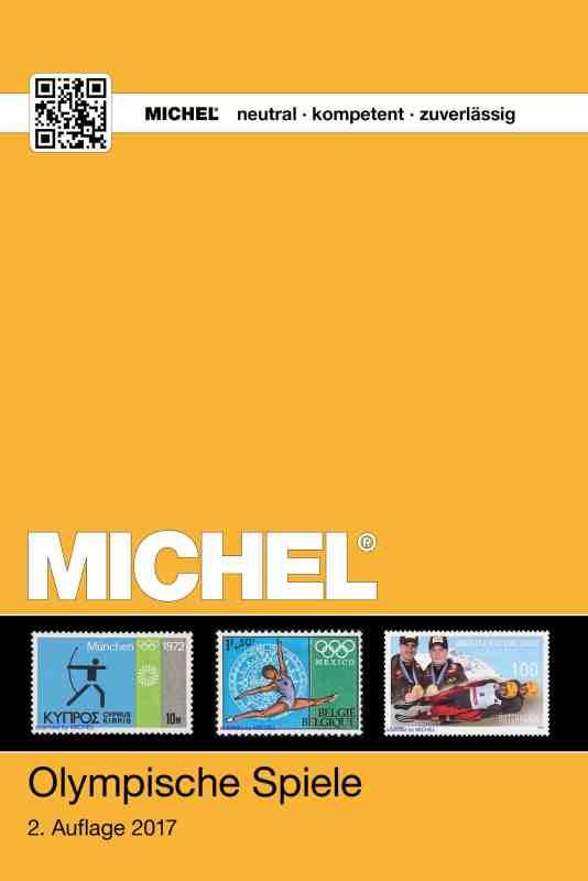 Michel Olympische Spiele – Ganze Welt 2018