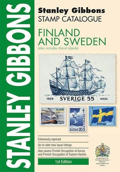 Stanley Gibbons Finland and Sweden Stamp Catalogue – 1st Edition
