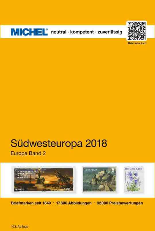 Michel Südwesteuropa 2018