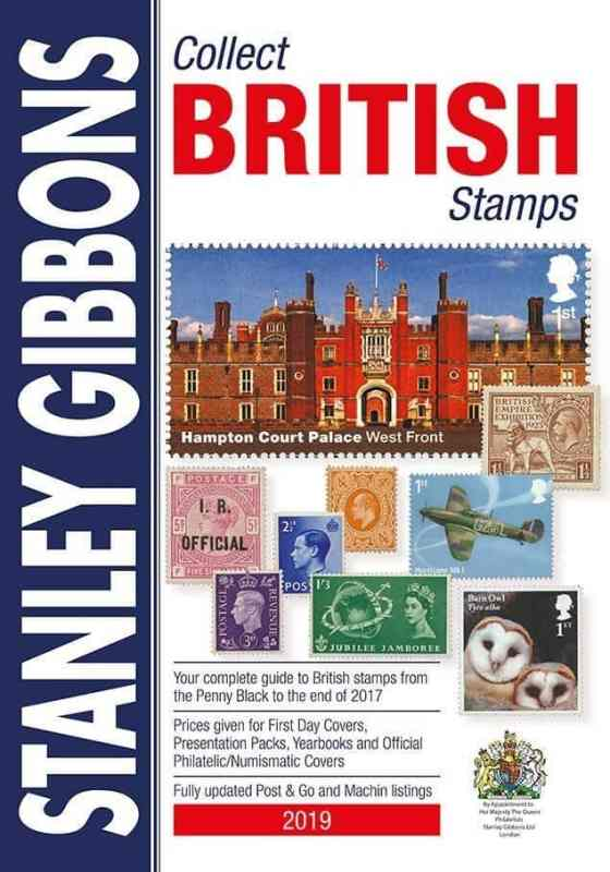 Stanley Gibbons Collect British Stamps 2019