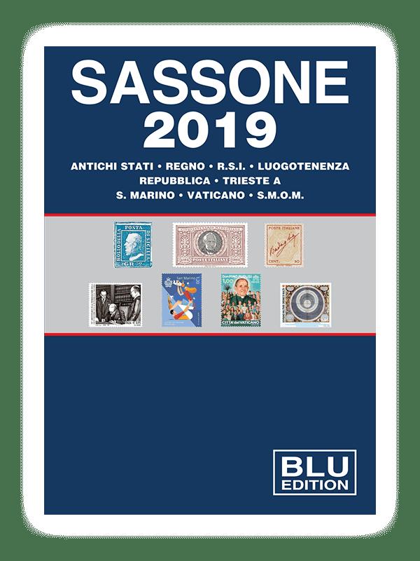Sassone 2019 – Blu edition