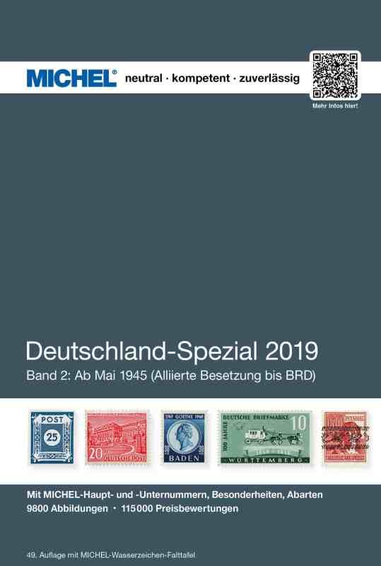Michel Deutschland-Spezial 2019 – Band 2