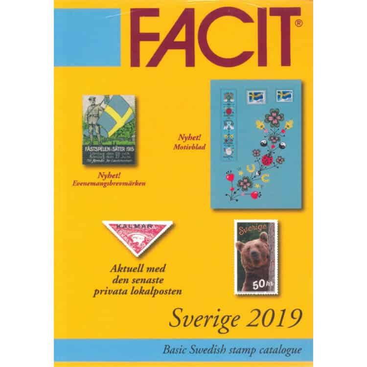 FACIT Sweden 2019