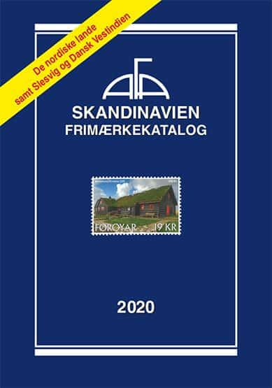 AFA – Scandinavia 2020 – Stamp catalogue