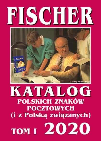 Catalog of Polish Postal Marks Volume I – 2020 – Fischer
