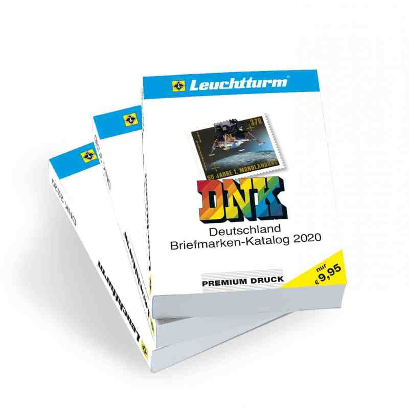 Leuchtturm DNK Germany stamp catalog 2020