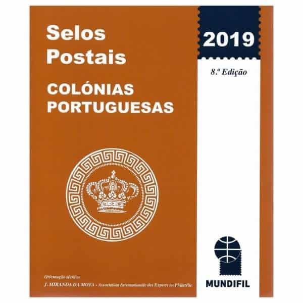 Mundifil – Postage Stamps of Portuguese Colonies 2019