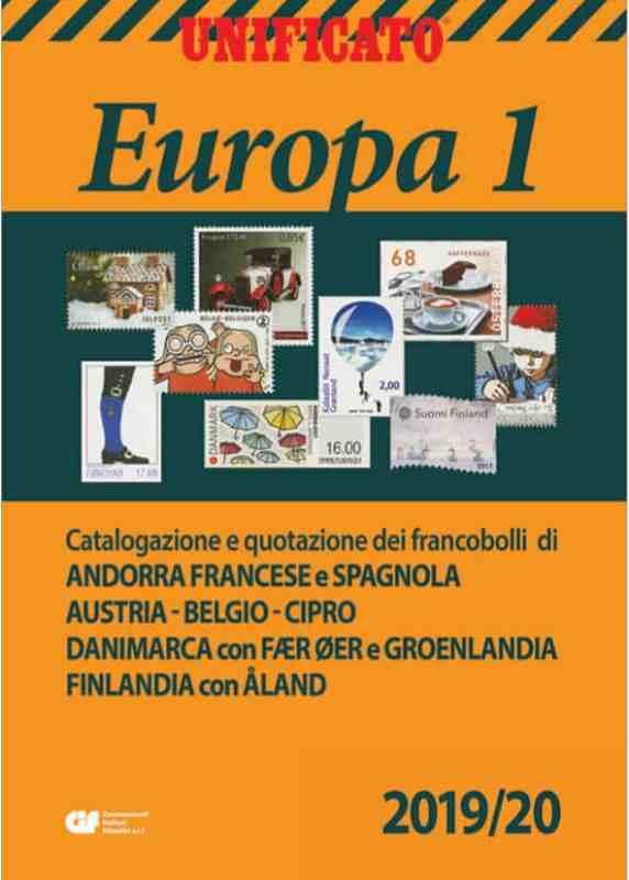 Unificato Europa 2019/2020 – Volume 1