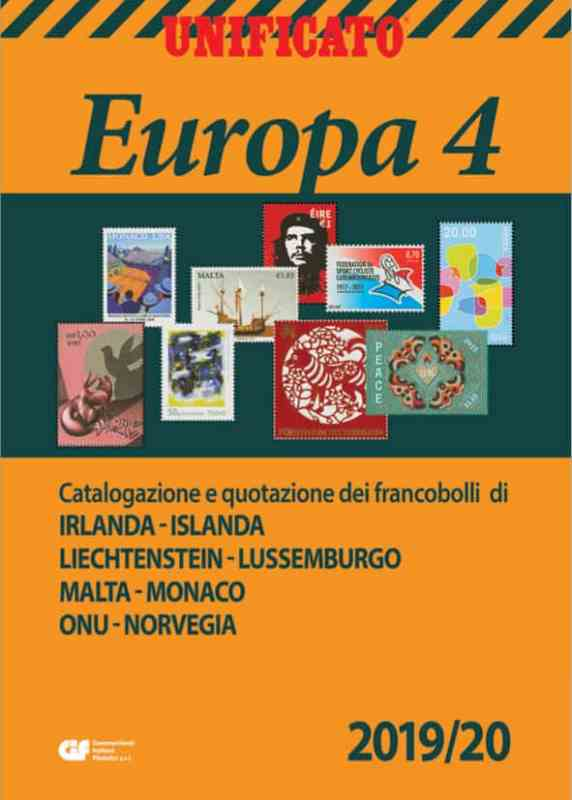 Unificato Europa 2019/2020 – Volume 4