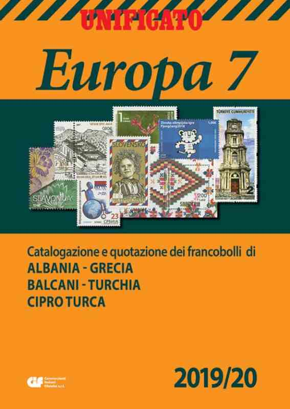 Unificato Europe 2019/2020 Volume 7